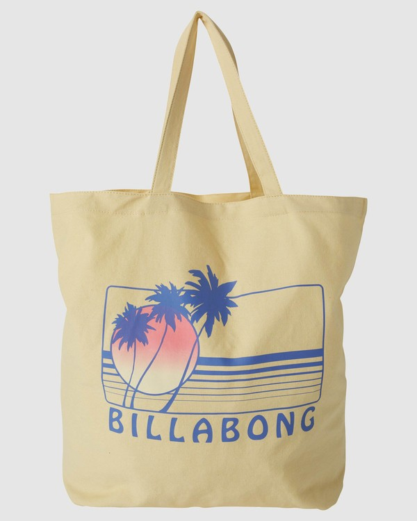 0 Surf Tote Bag Yellow 6618110 Billabong