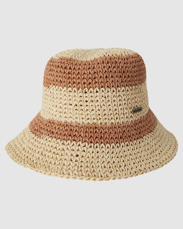 0 So Simple Hat Beige 6618315 Billabong