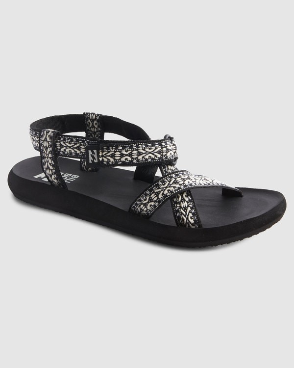 0 Acapulco Fashion Sandal Black 6618801 Billabong