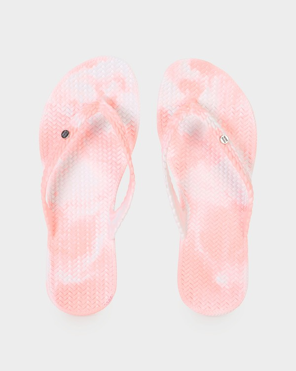 0 SUMMER DAZED MARBLE THONG Pink 6671801 Billabong
