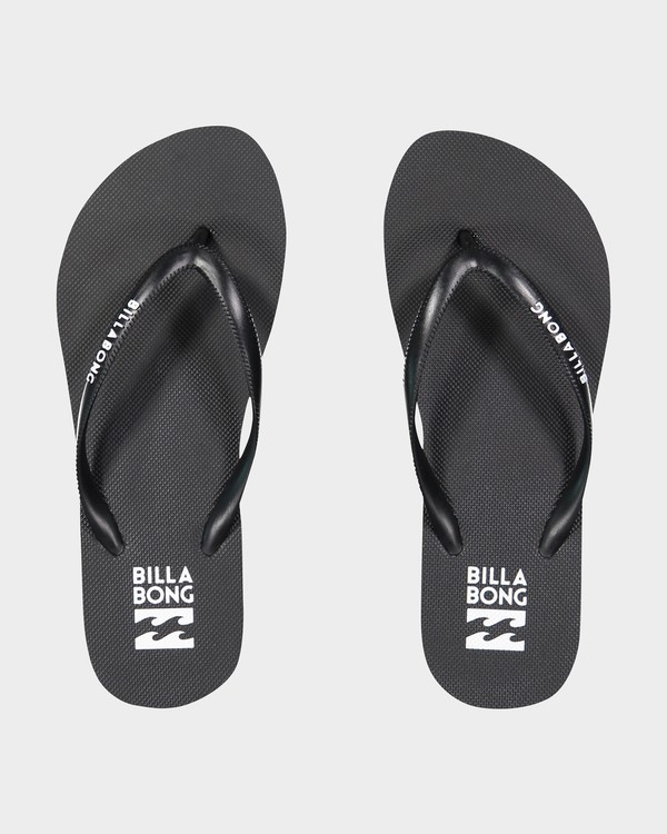 0 Legacy Thongs Black 6671857 Billabong