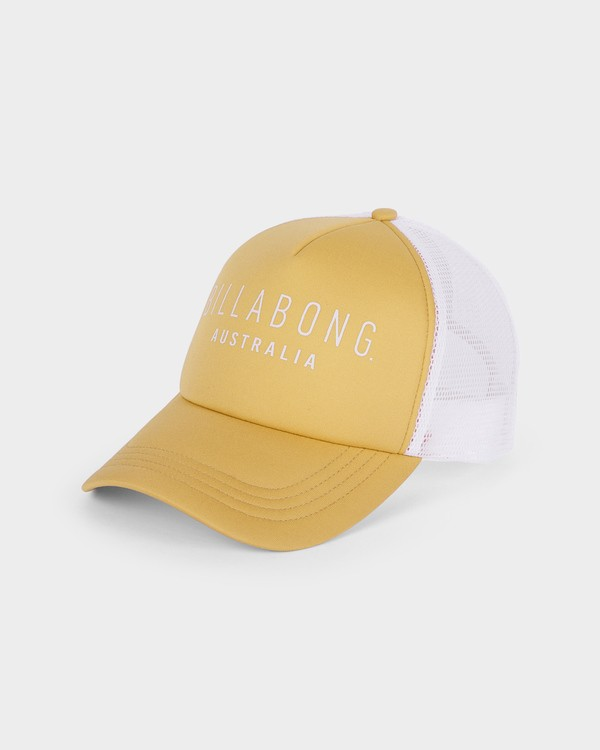 0 All Time Trucker Orange 6681301 Billabong