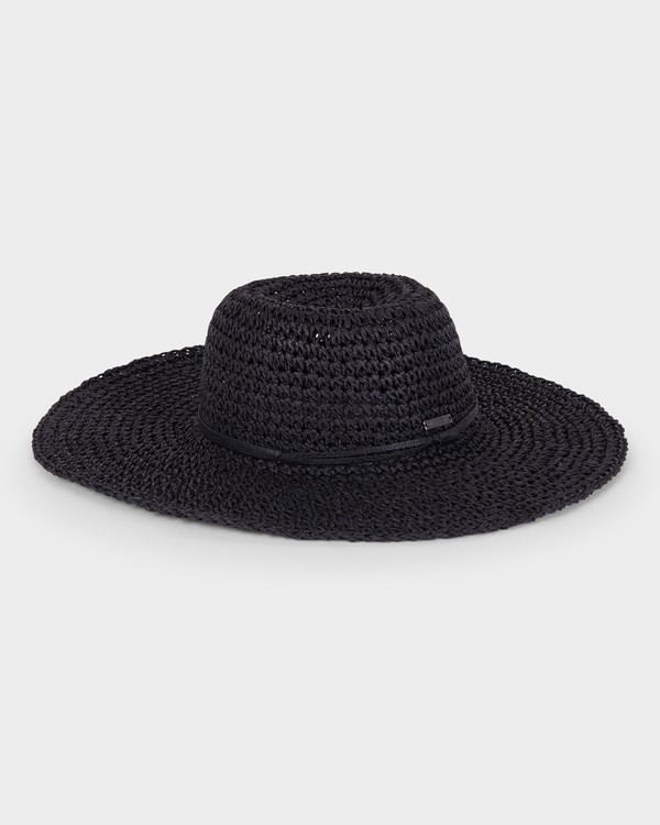0 Brightside Hat Black 6681311 Billabong