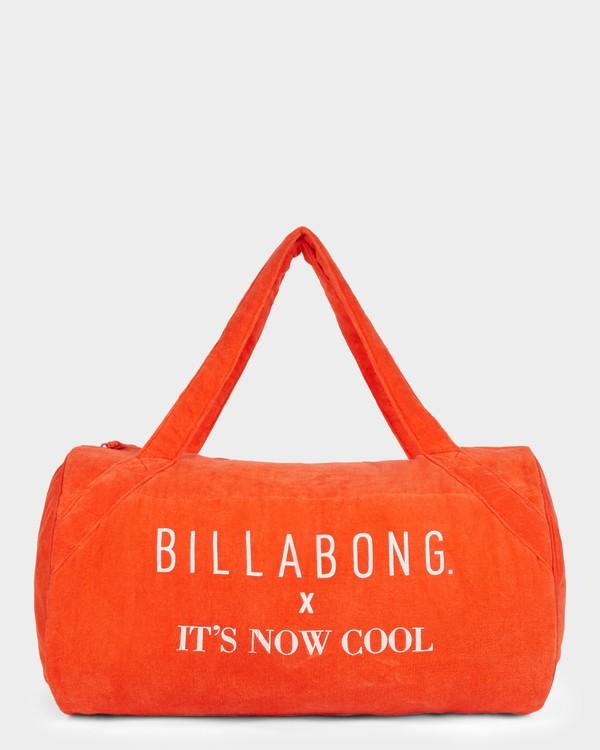 0 IT'S NOW COOL BEACH BAG Red 6682133M Billabong