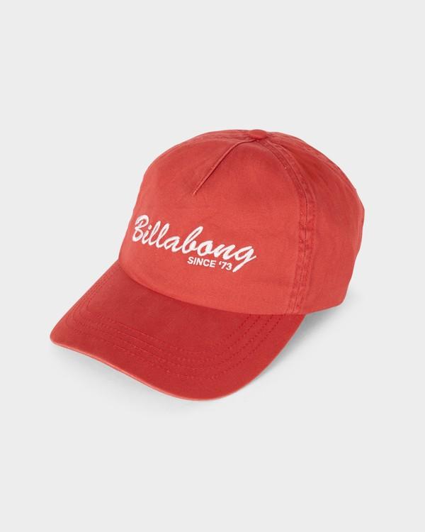 0 LOGO A GOGO DAD CAP  6682305 Billabong