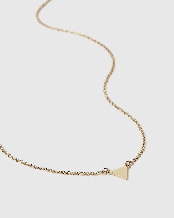 0 TRIANGLE NECKLACE  6682555 Billabong