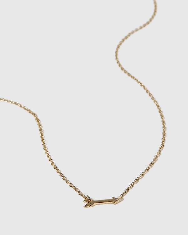 0 ARROW NECKLACE  6682557 Billabong