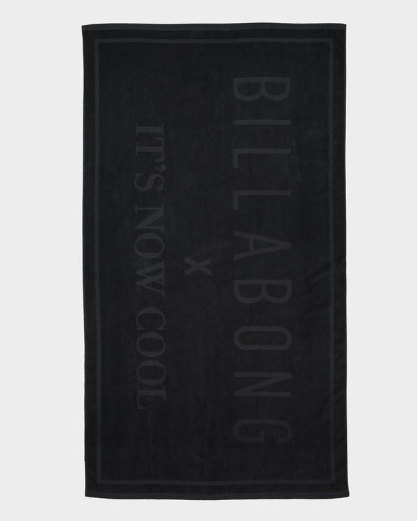 0 IT'S NOW COOL TOWEL Black 6682727M Billabong