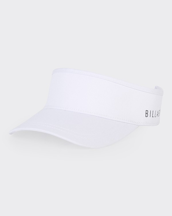 0 Infinity Visor White 6685315 Billabong