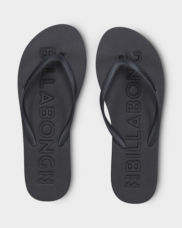 0 SHOUT OUT THONG Black 6685805 Billabong
