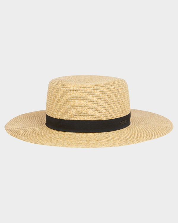 0 ABOAT TIME HAT Brown 6686305X Billabong