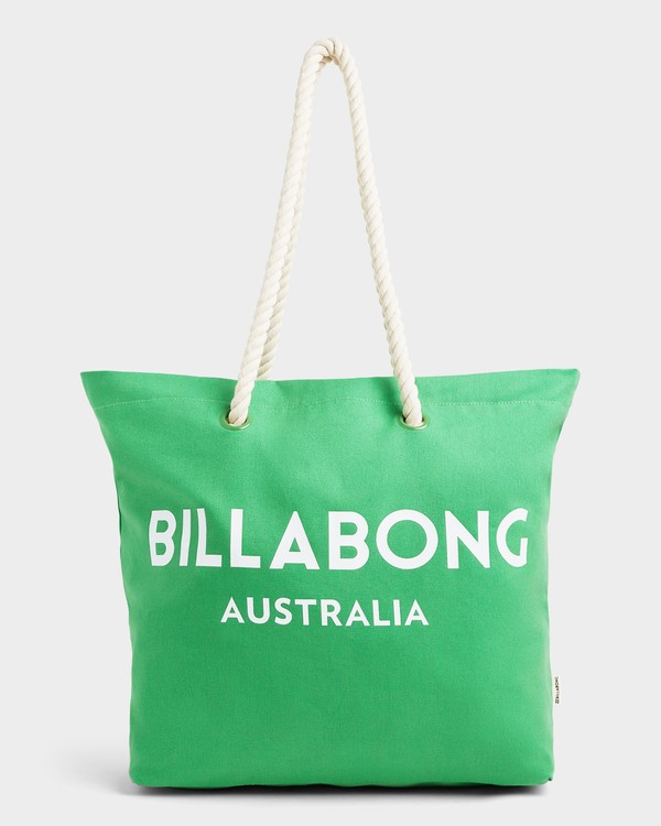 0 Essential Beach Bag Green 6691102 Billabong
