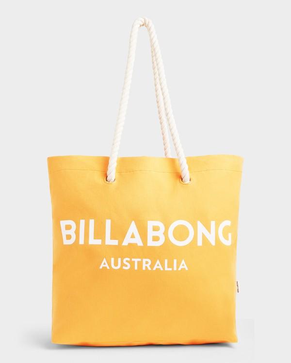 0 Essential Beach Bag Orange 6691102 Billabong