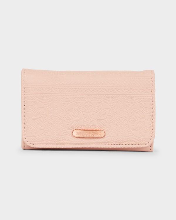 0 Flora Wallet Pink 6691201 Billabong