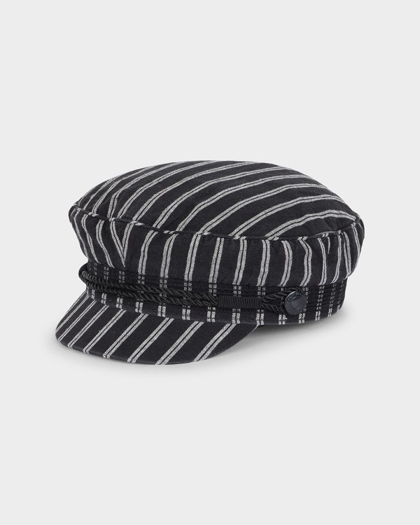 0 JACK STRIPE HAT Black 6691313 Billabong