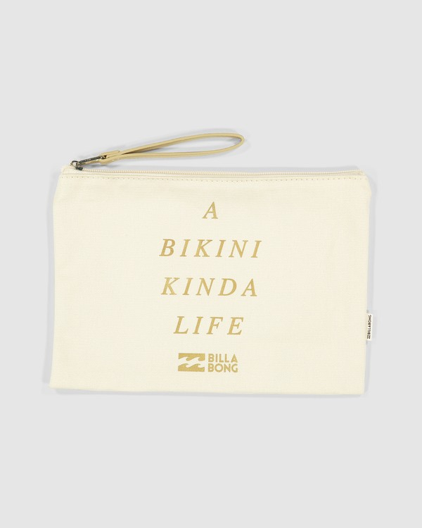 0 Abkl Bikini Bag Beige 6691515P Billabong