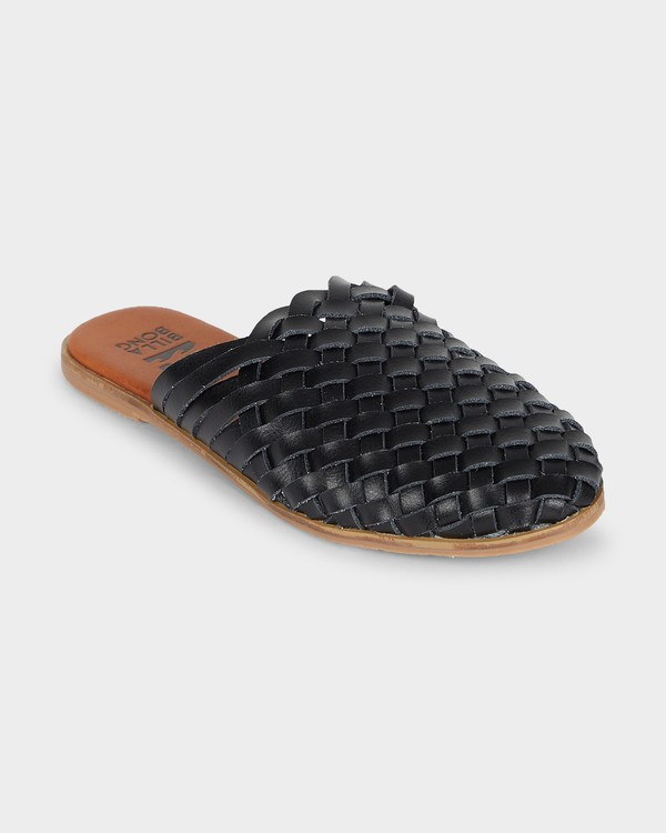 0 Granada Slide Black 6691810 Billabong