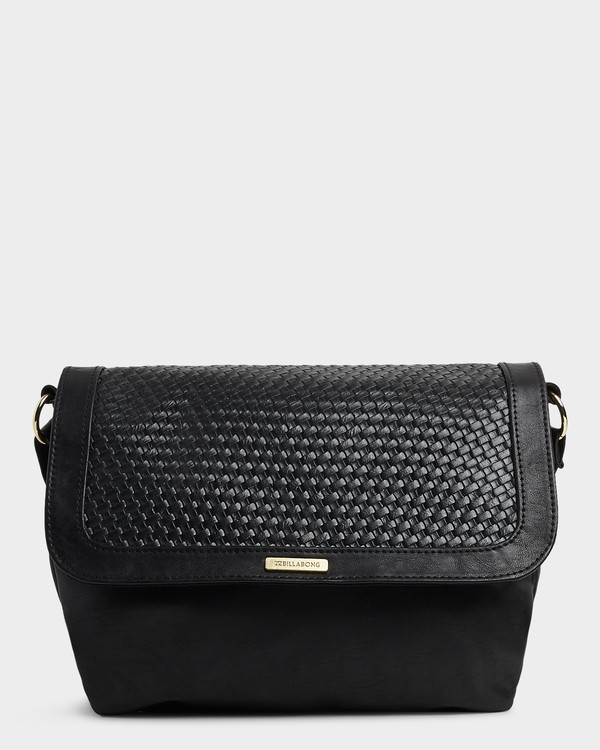 0 Weave Carry Bag Black 6692109 Billabong