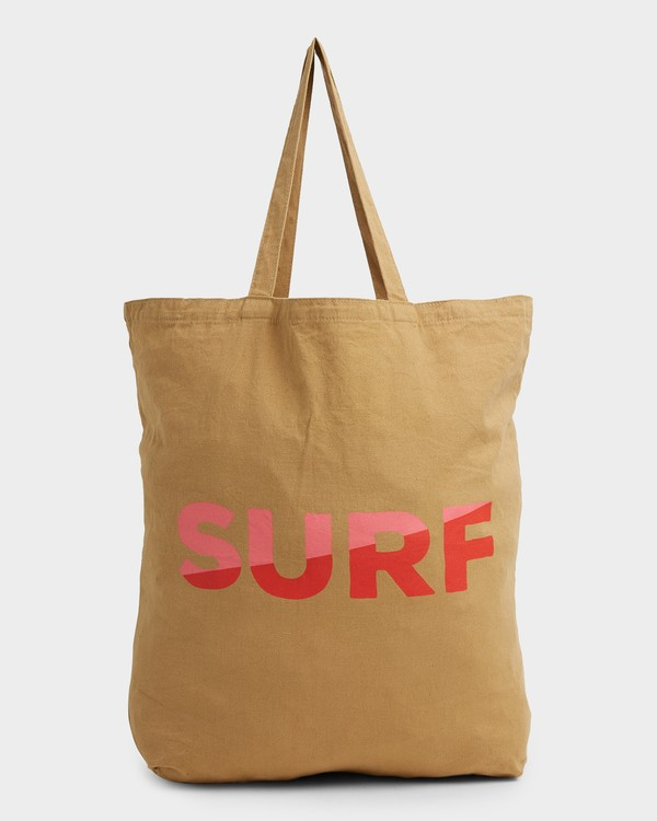0 SURF TOTE BAG Green 6692121 Billabong