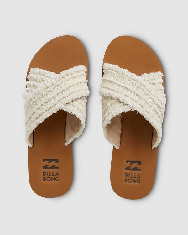 0 HIGH SEA SLIDE Beige 6692805 Billabong