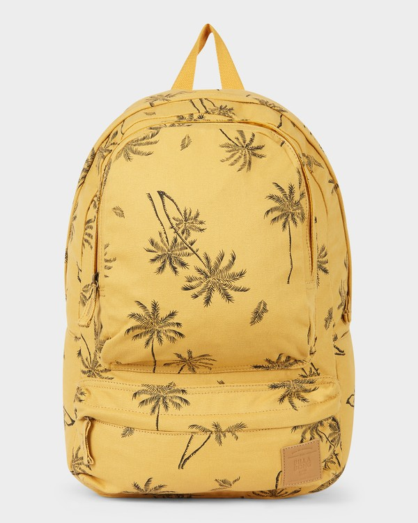 0 PALM COVE BACKPACK Yellow 6695014 Billabong