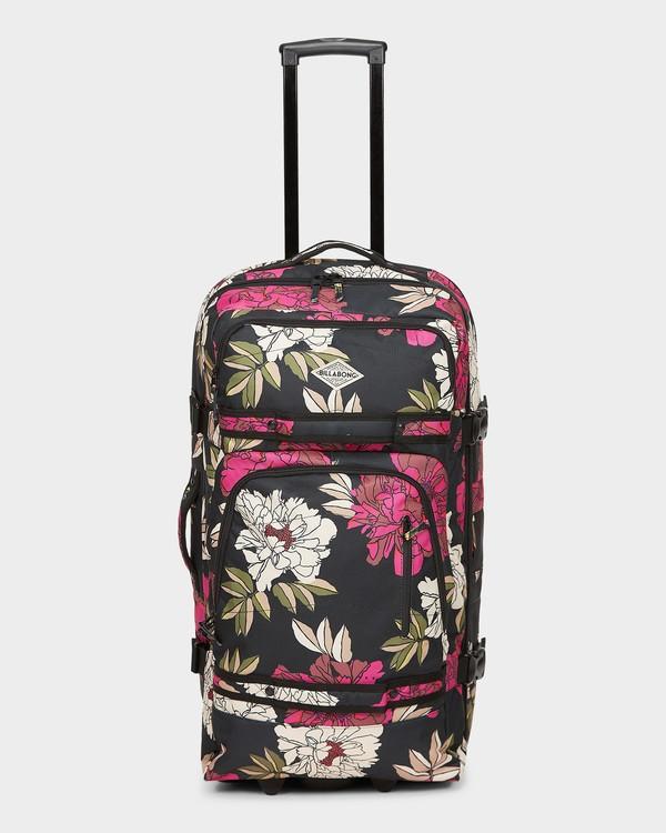 0 KEEP IT ROLLIN TRAVELLER BAG Pink 6695251 Billabong