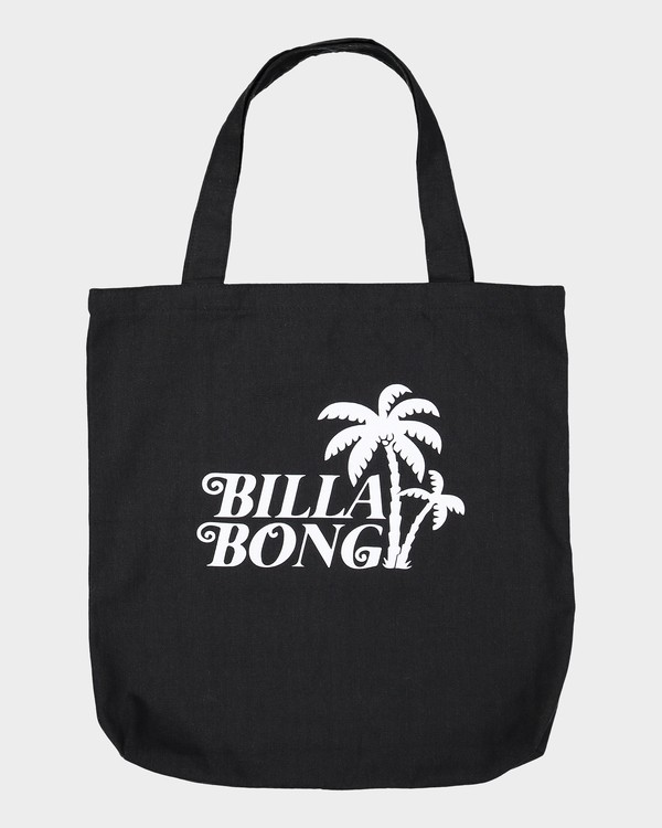 0 Miami Shopper Tote Black 6696100 Billabong