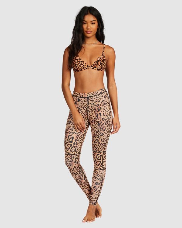 0 1mm Skinny Sea Legs Wetsuit Pants Brown 6717190 Billabong