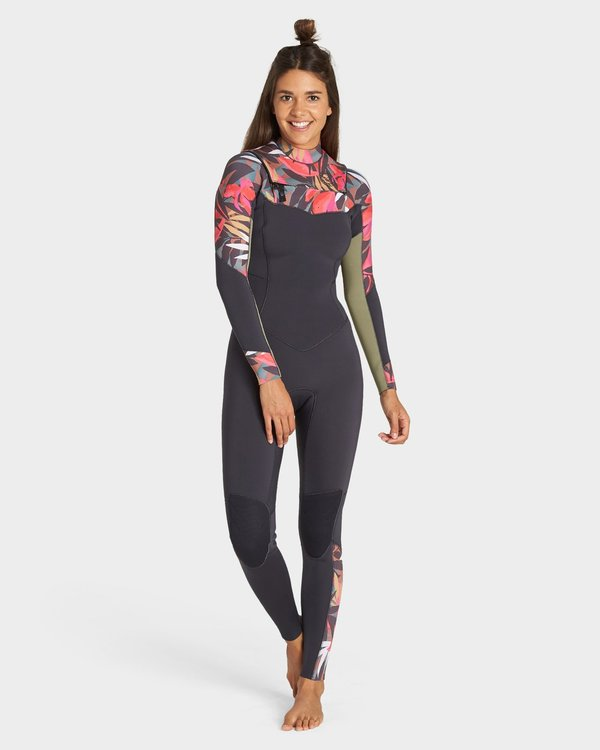0 302 Salty Dayz Full Suit Multicolor 6791830 Billabong