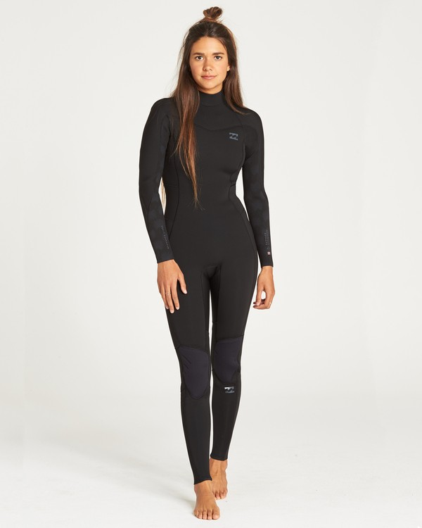 0 FURNACE SYNERGY BACK ZIP FULL SUIT  6795816 Billabong