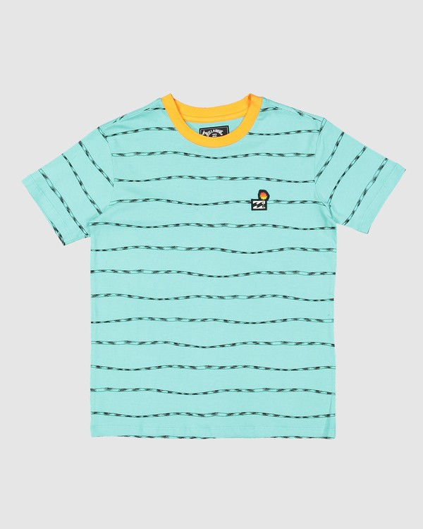 0 Dr. Seuss Truffula Trunk Crew Green 7508000 Billabong