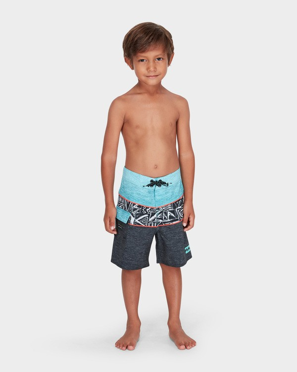 0 BOYS TRIBONG X LAYBACK BOARDSHORT  7582405 Billabong