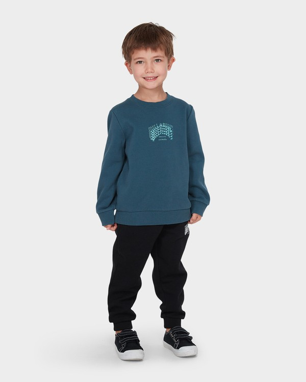 0 BOYS ARCH TRACKPANT Black 7595301 Billabong