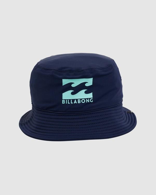 0 Groms Beach Day Bucket Hat Blue 7603301 Billabong