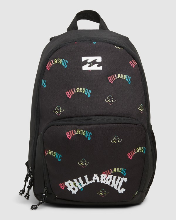 0 Groms Backpack Black 7607001 Billabong