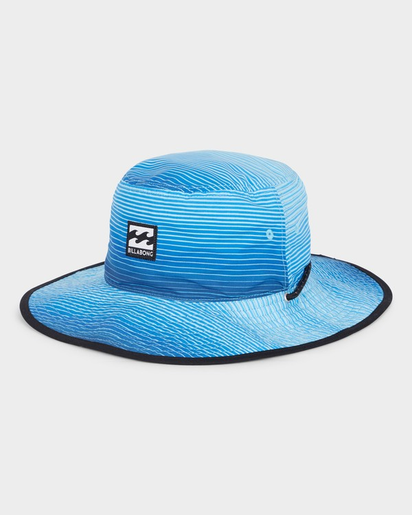 0 GROMS DIVISION REVO HAT Blue 7691312 Billabong