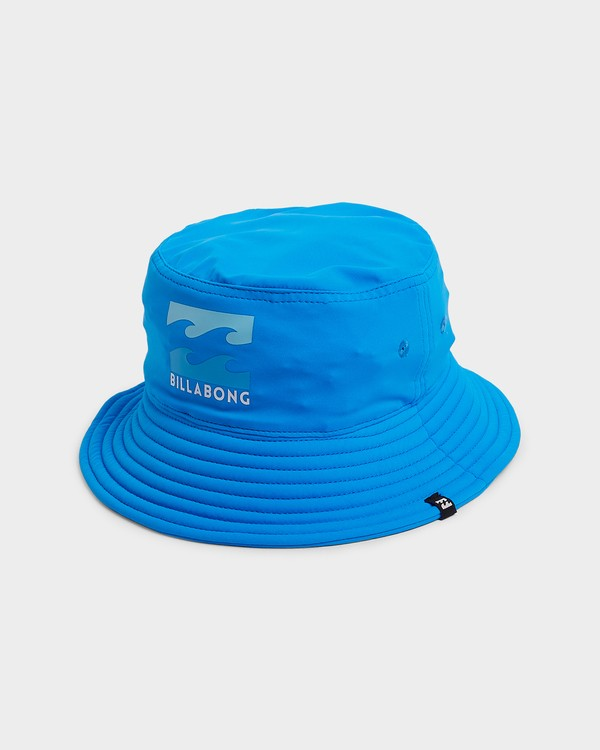 0 Groms Beach Day Bucket Hat Blue 7692301 Billabong