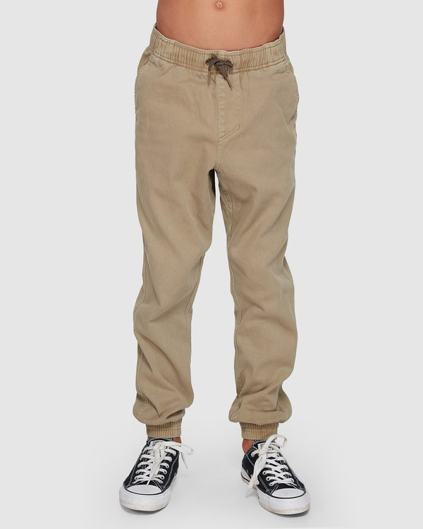 0 Boys Addict Pants Grey 8507311 Billabong