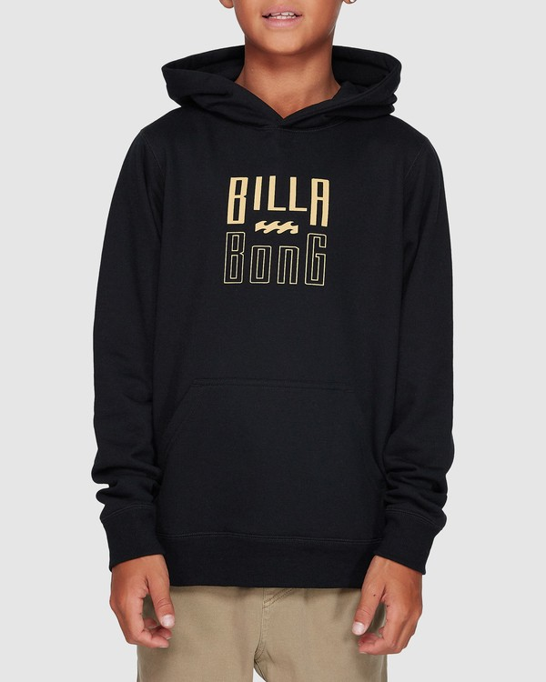 0 Boys Thousand Stack Pop Hoodie  8507616 Billabong