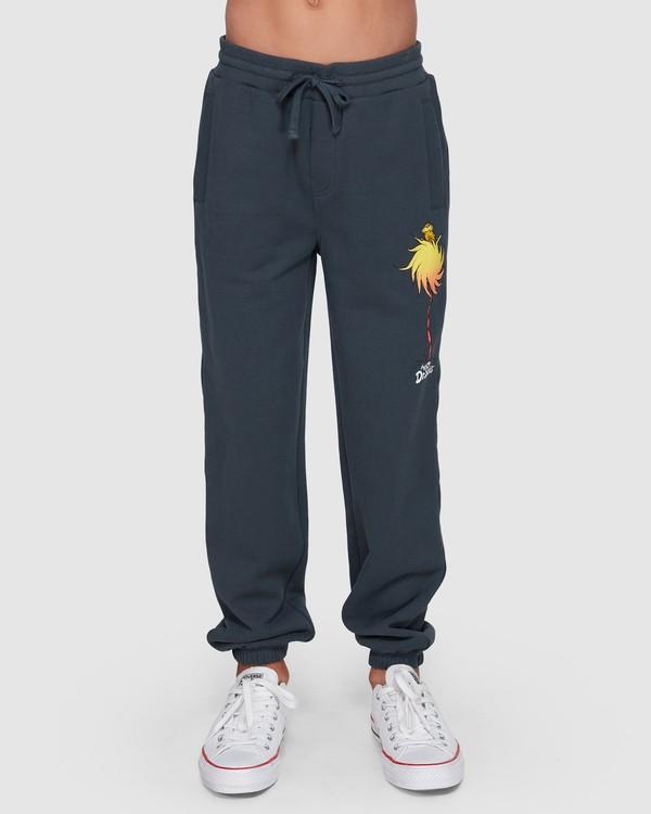 0 Dr. Seuss Truffula Trunk Pants Grey 8508300 Billabong