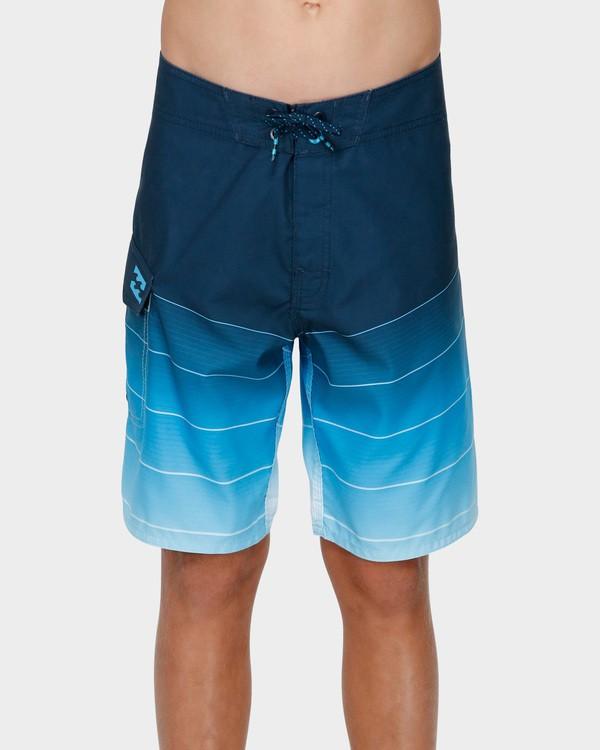 0 Boys Vault Original Boardshorts Blue 8591426 Billabong