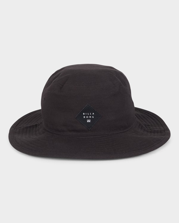 0 Boys Big John Bucket Hat Black 8603302 Billabong