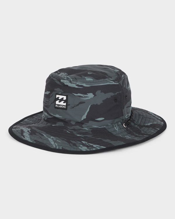 0 Boys Division Reversible Hat Black 8691304 Billabong