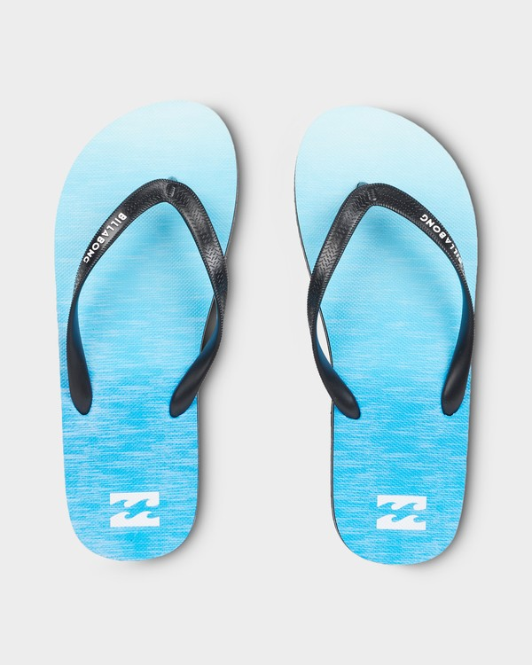 0 Boys Sergio Thongs Blue 8691947 Billabong