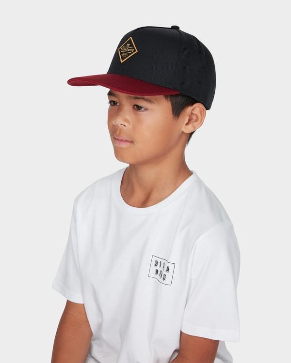 0 Boys Mixed Snapback Cap  8695342 Billabong