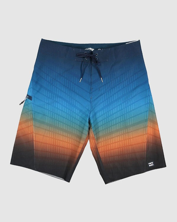 0 Fluid Pro Boardshorts Blue 9503406 Billabong