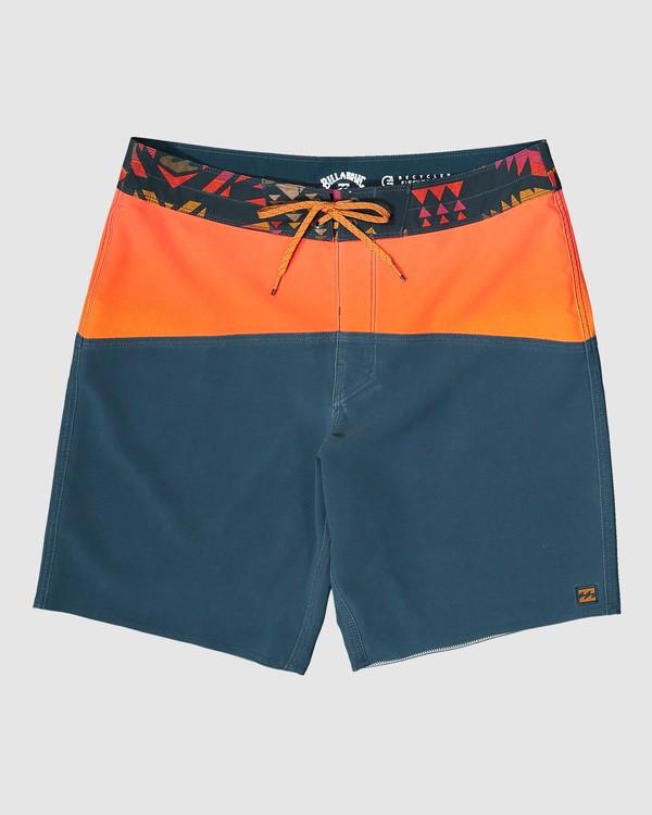0 Fifty50 Pro Boardshorts Orange 9503419 Billabong