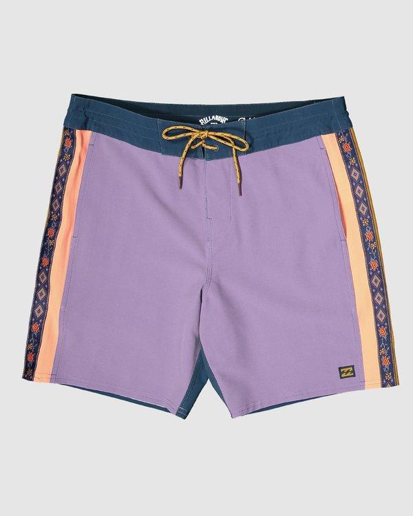 0 Dbah LT Boardshorts Purple 9503424 Billabong