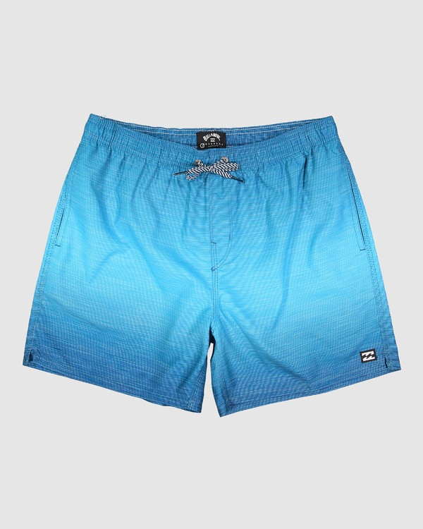 0 Sergio Layback Boardshorts Blue 9503437 Billabong