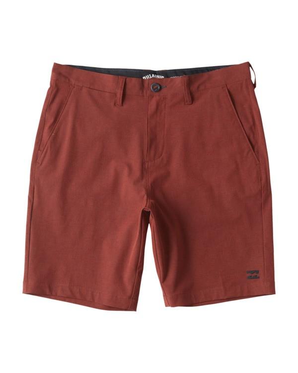 0 Crossfire Mid Shorts Red 9503703 Billabong
